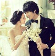 婚纱照风格图片 最精彩的结婚照片