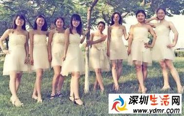 洛阳师范学院学霸宿舍8姐妹考研成功 8姐妹资料照片图片