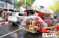 2017年泰国泼水节时间 2017泰国泼水节旅游注意事项