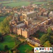 中国学生怎么申请伊顿公学?英国伊顿公学学费多少?