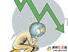 今日股市暴跌原因:受美国股市影响