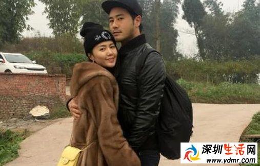 谭维维试婚纱照片曝光,她和陈亦飞终于要结婚了?网友:好事将近