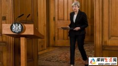 梅姨下台才能推进脱欧?梅姨要求推迟脱欧